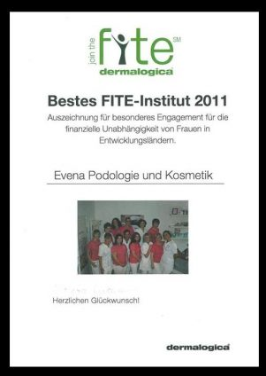 Bestes_FITE-Institut_2011_dermalogica_hannover